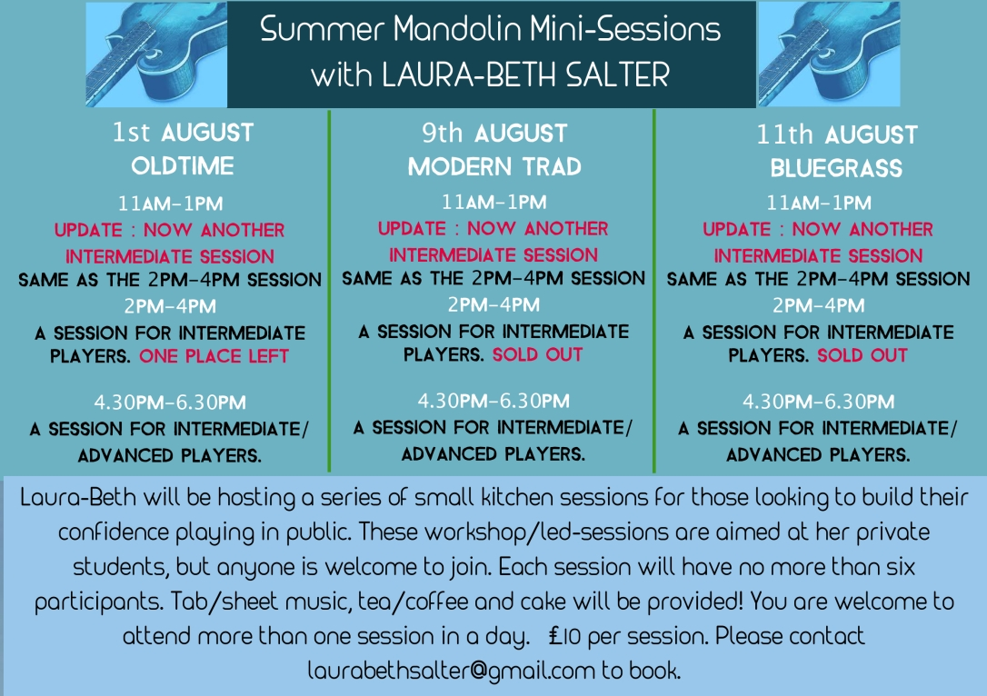 updated summer sessions 2018